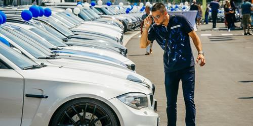 Märtin Fahrzeugbestand an BMW und MINI
